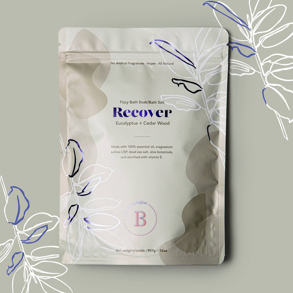 The Bathologist - Recover Bath Soak