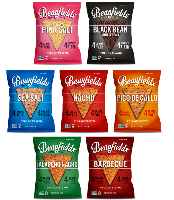 Snack Variety Pack<BR>(24 x 1.5oz bags)