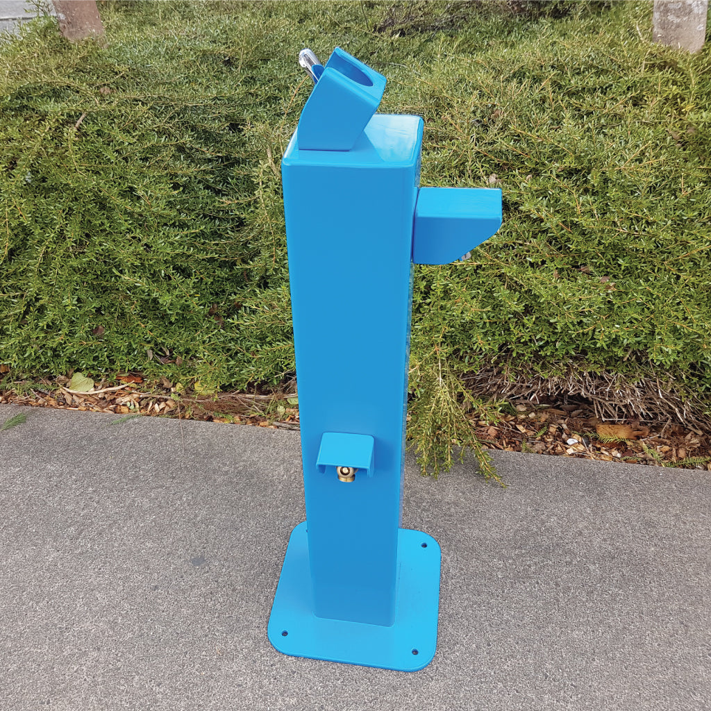 FF5F Vandal shrouded Variable Heights Drinking Fountain