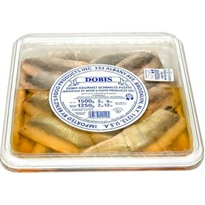 Dobis Schmaltz Herring Fillets 1.5kg