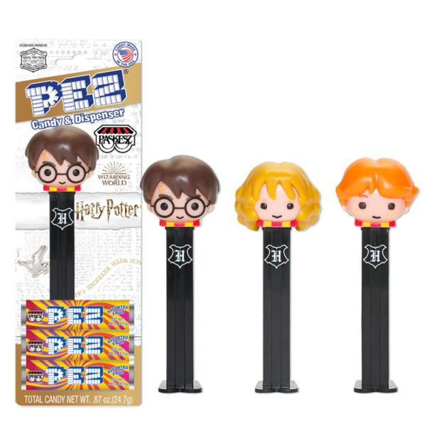 Paskesz Pez Dispenser Harry Potter 25Gr