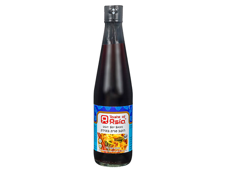 Taste Of Asia Light Soy Sauce 500ml