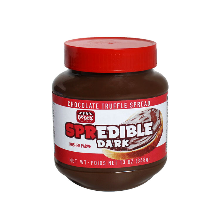 Paskesz Spredible Chocolate Truffle Spread Dark 368Gr