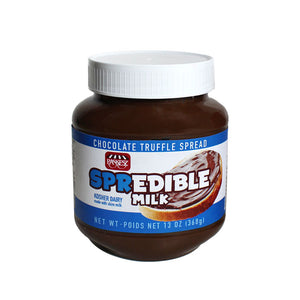 Paskesz Spredible Chocolate Truffle Spread Milk 368Gr