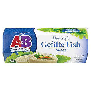 A&B Gefilte Fish Regular 700G