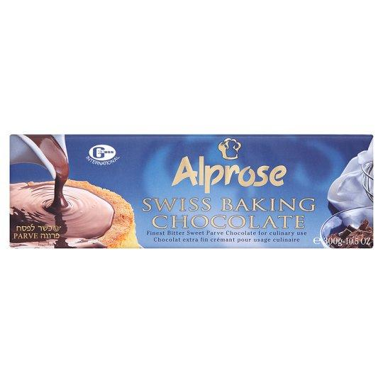 Alprose Baking Chocolate 300G