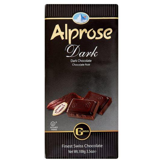 Alprose Dark Chocolate 100G