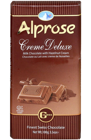 Alprose Creme Deluxe Chocolate 100G