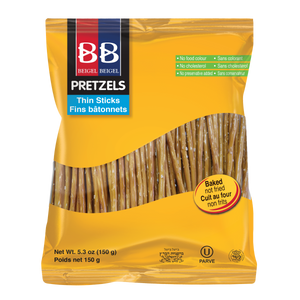 Beigel & Beigel Pretzels Thin Sticks 150g