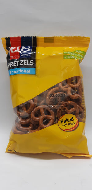 Beigel & Beigel Pretzels Traditional 100g