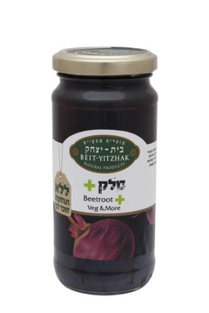 Beit Yitzchok Natural Veg & More Beetroot Jam 284Gr