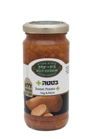 Beit Yitzchok Natural Veg & More Sweet Potato Jam 284Gr