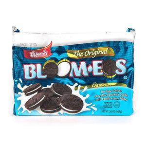 Blooms Bloomeos Chocolate Vanilla Cookie 568G