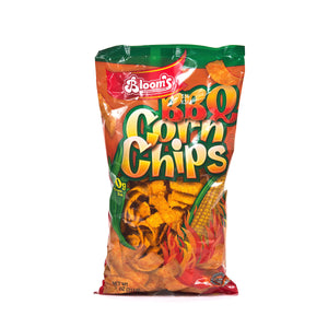Blooms Corn Chips Bbq 312Gr