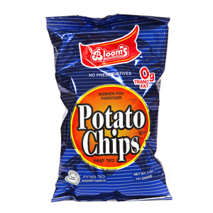 Blooms Potato Chips Reg 142Gr