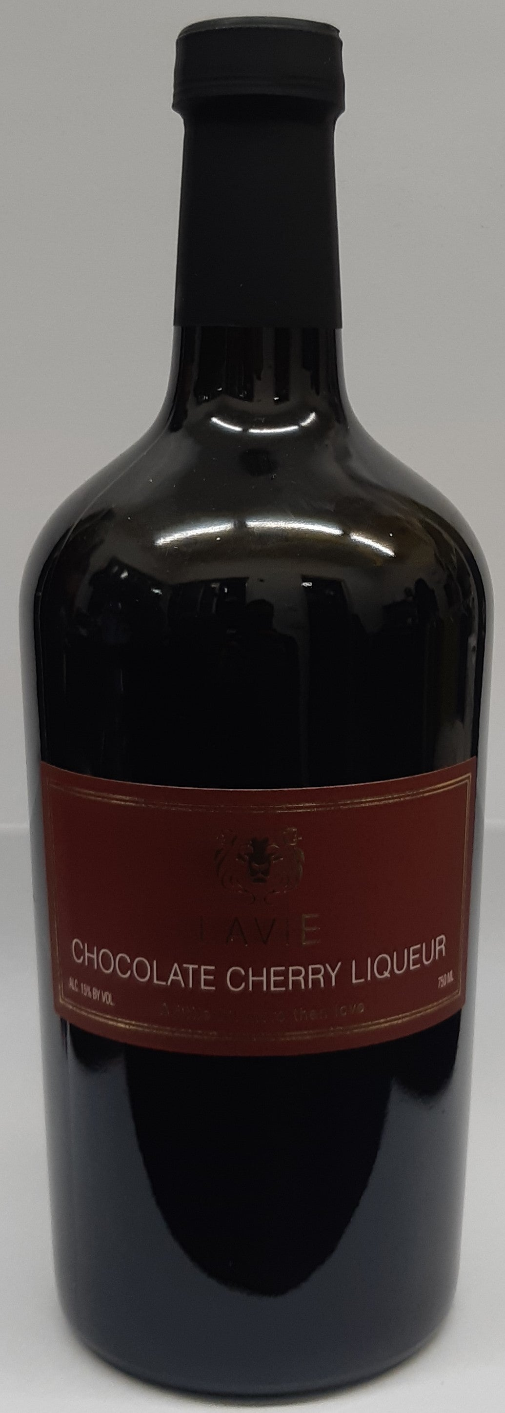 Lavie Chocolate Cherry Liqueur 750Ml