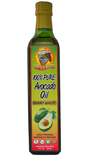 Dela Rosa Avocado Oil 100% Pure 500ml