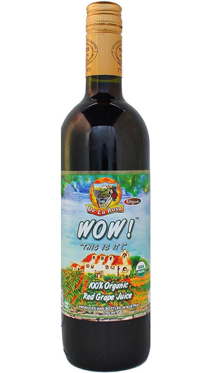 Dela Rosa Grape Juice Organic 750Ml