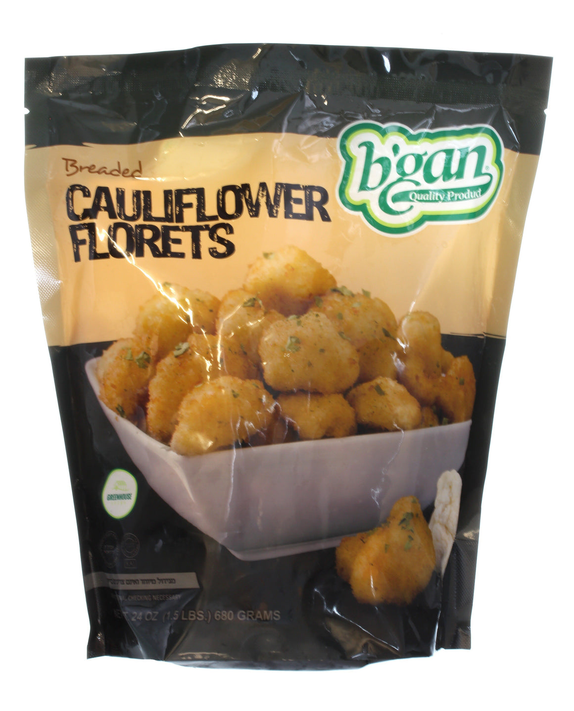 Eden Cauliflower Breaded 680Gr