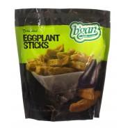 Eden Eggplant Breaded Sticks Bag 453Gr