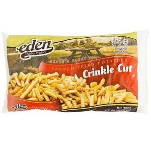 Eden French Fries Crinkle Cut 907G