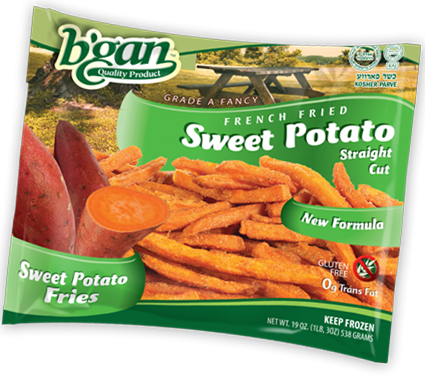 Eden Sweet Potato Fries 538G
