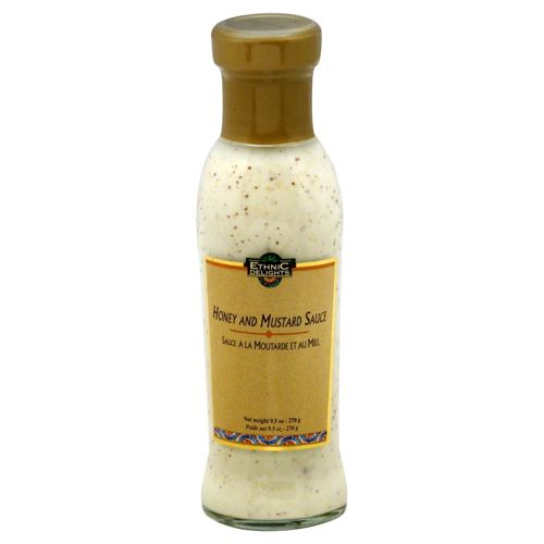 Ethnic Delight Honey and Mustard Sauce 275g