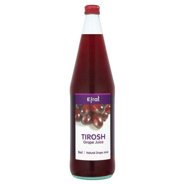 Efrat Tirosh Grape Juice 1L Red