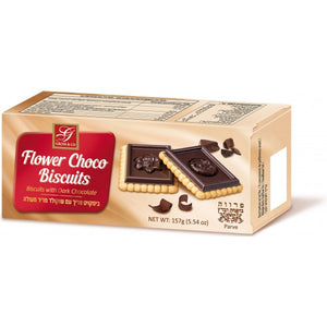 Gross Flower Choco Biscuits 115Gr