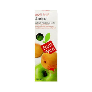 Fruit Wise Apple And Apricot 10 x 14Gr