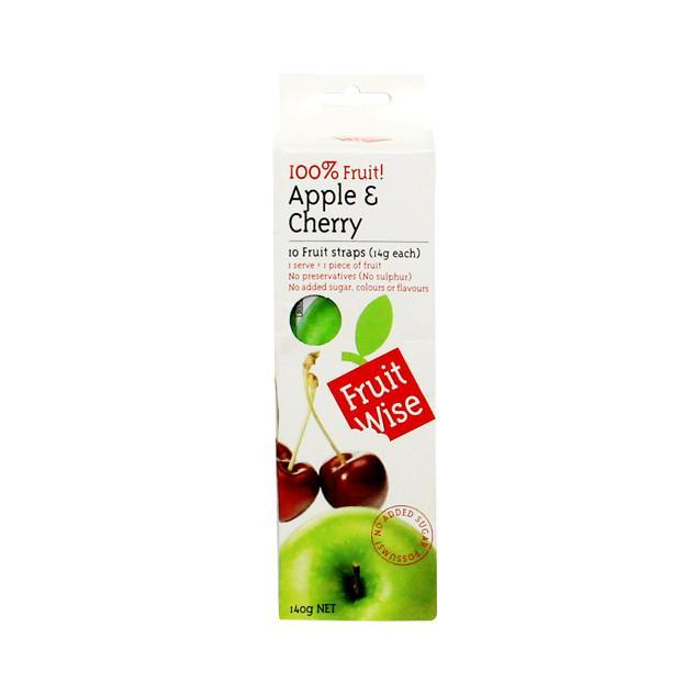 Fruit Wise Apple And Cherry 10 x 14Gr