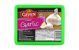 Gefen Frozen Garlic Crushed 80Gr