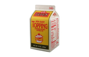 Gefen Whipped Topping 454Gr