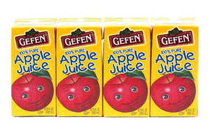 Gefen Apple Juice Prima 4Pack 200Ml