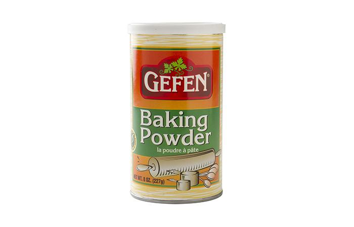 Gefen Baking Powder 226Gr