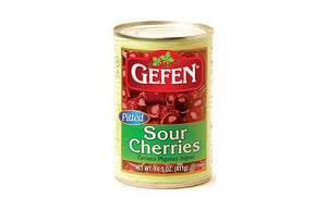 Gefen Cherries Sour Pitted 411Gr