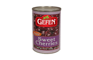 Gefen Cherries Sweet Pitted 425Gr