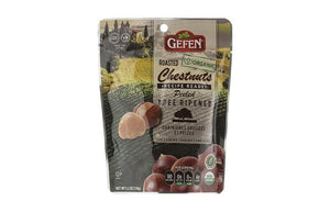 Gefen Chestnuts Roasted Whole 150G