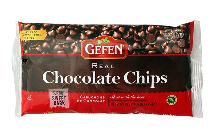 Gefen Chocolate Chips 255G