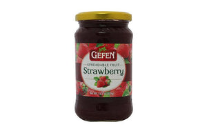 Gefen Jam Strawberry 454G