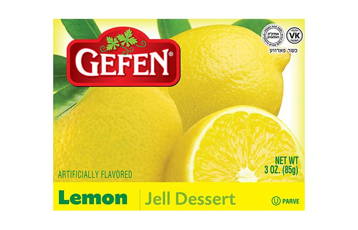 Gefen Jelly Lemon 90G
