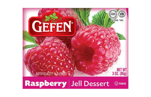 Gefen Jelly Raspberry 90G