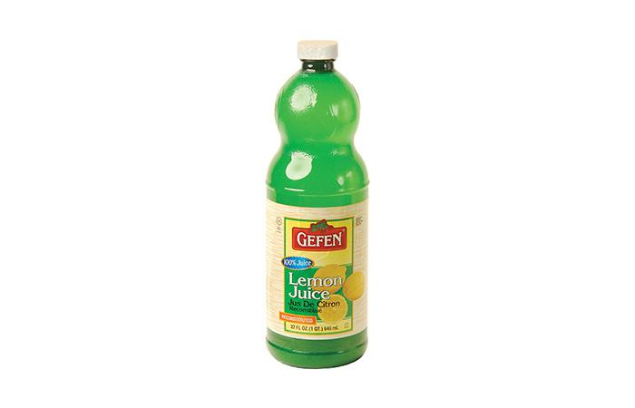 Gefen Lemon Juice 907Gr
