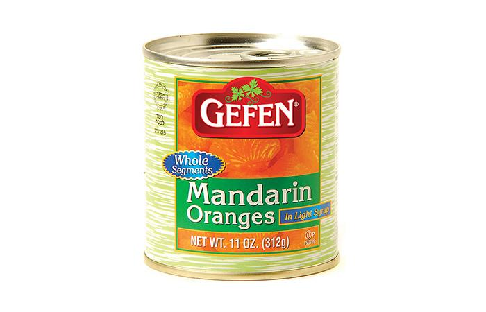 Gefen Mandarin Oranges Whole Segments 312G