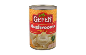 Gefen Mushrooms Whole 226Gr