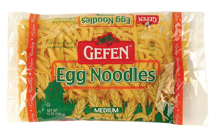 Gefen Noodle Egg Medium 340G