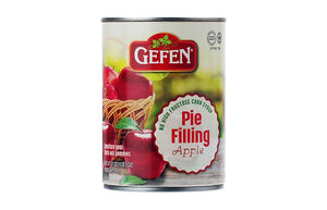 Gefen Pie Filling Apple 595G
