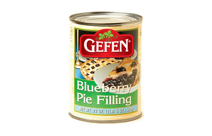 Gefen Pie Filling Blueberry 595G
