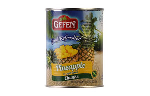 Gefen Pineapple Chunks 565G