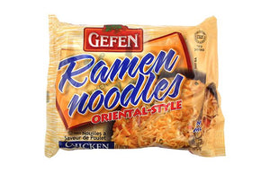 Gefen Ramen Noddles No Msg Chicken 85Gr
